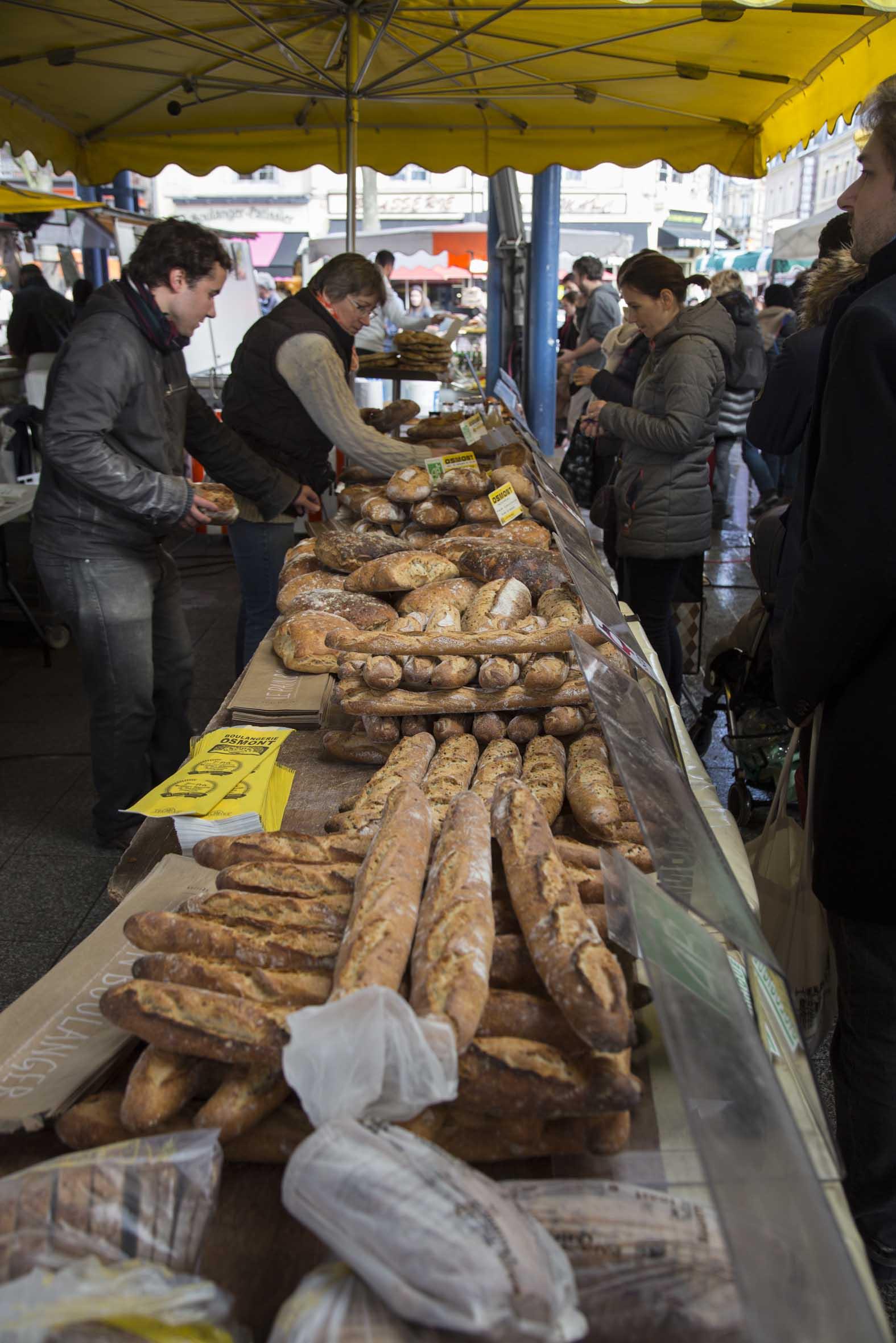 Boulangerie SCOP  Osmont